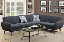 2 Pcs Modular Sectional - Color Options