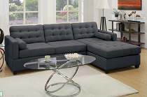 2PCS Sectional Sofa