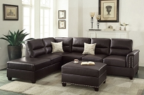 3PCS Sectional Sofa - color options
