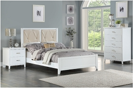 Wood Finish Bed Frame - any size (Discontinued)