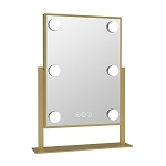 HOLLYWOOD TRI-TONE MAKEUP MIRROR