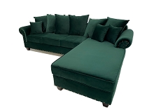 Money Green Sectional