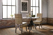 Rhea Industrial Table and Chair Set- by Scott Living