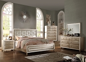 The Voeville Bed frame
