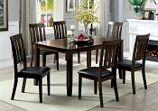 7 Pcs Dining Table Set
