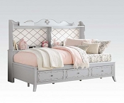 Edalene Gray Finish Twin Day Bed