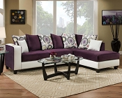 Egg Plant Sectional