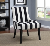 Accent Seating Armless Upholstered Chair