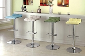 Swivel Barstool with Padding