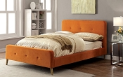 Fabric Bed Frame- color option