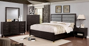 Bryony Dark Gray Bedframe - discontinued