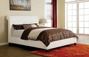 Button Tufted Bed- color option