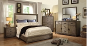 Antler Collection Platform Bed