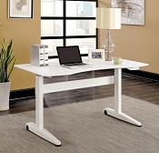 Adjustable Height Large Desk