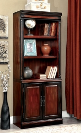 Traditional Wooden Book Shelf