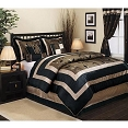 Bed in a Bag Bedding Comforter Set