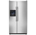 Crosley 23.0 Cu. Ft. Stainless Steel Side by Side Refrigerator