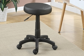 Office Stool with Wheels