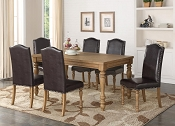 5 Traditional Dining  Set-color option