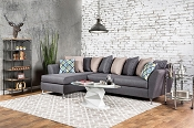 L- Shaped Contemporary Sectional