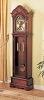 Cherry Finish Traditional Grand Father Clock