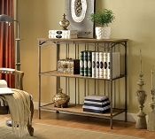 3-Tier Metal Book Case