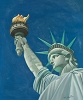 Statue of Liberty Painting