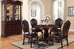 5 Piece Cappuccino Formal Dining Set