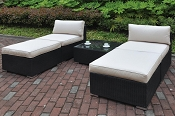 5pcs Patio Sofa