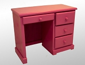 Children's Pink Desk