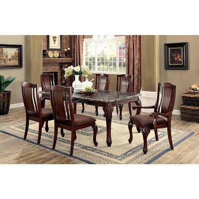 7 Pcs Johannesburg I Formal Dining Set