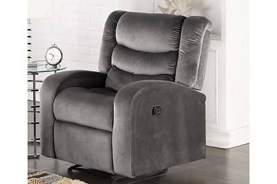 Recliner Chair- Grey or Brown