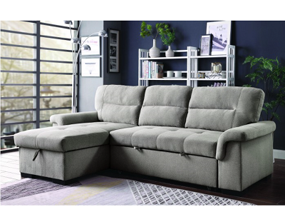 Anabel Light Grey Sectional