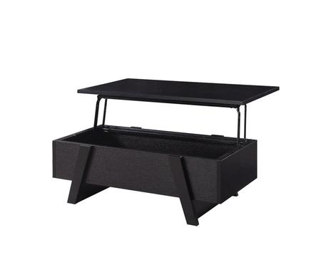 Spacious Lift-Top Coffee Table