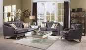 HELENIUM - Sofa Set w/ 2 Pillows