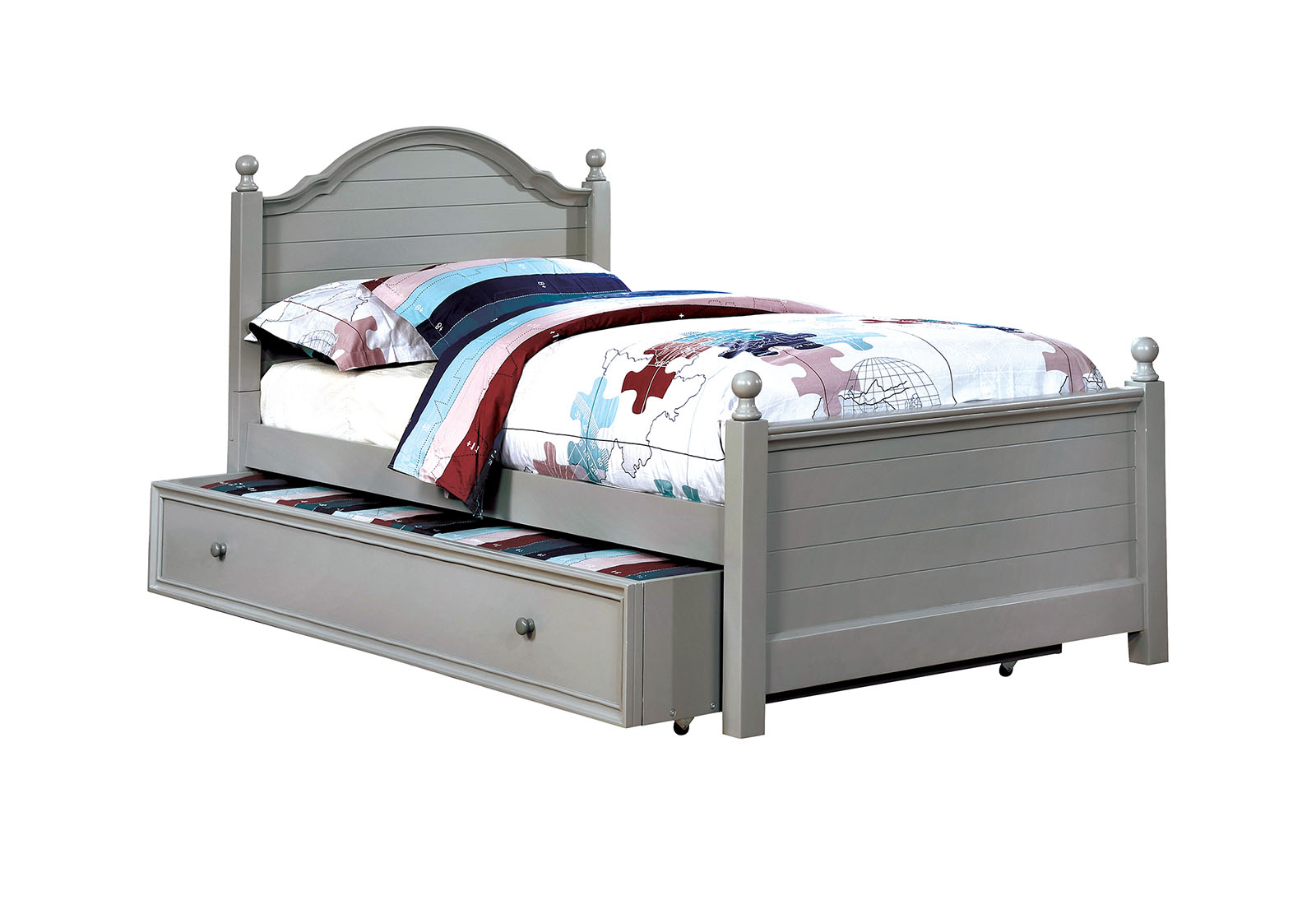 Wooden Bed Frame- Twin or Full