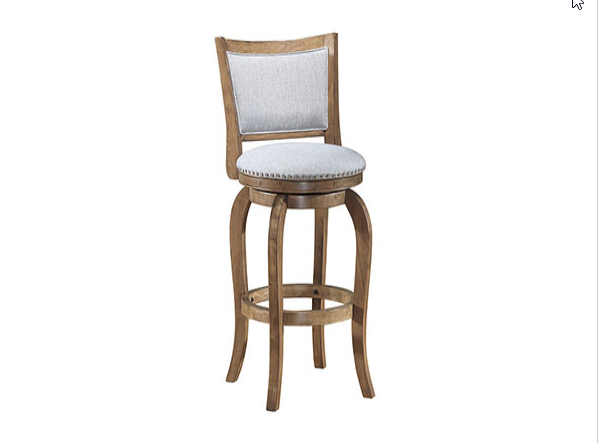 24 H Or 29 Swivel Counter Stool