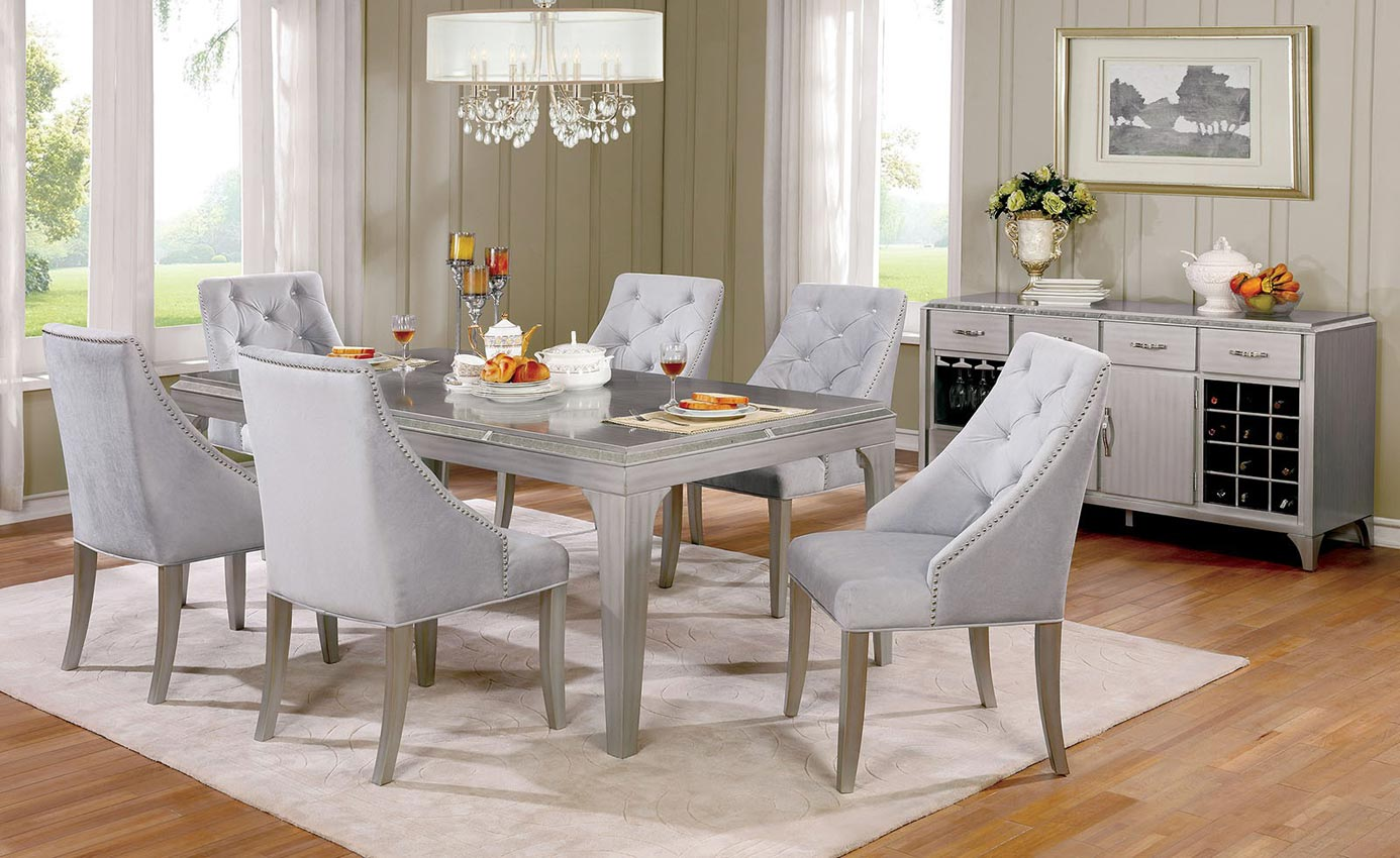 Diocles Contemporary 5 PC Dining Set -UMFCM3020T