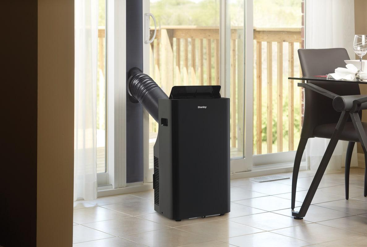 14 000 Btu Portable Air Conditioner With Heat Pump And