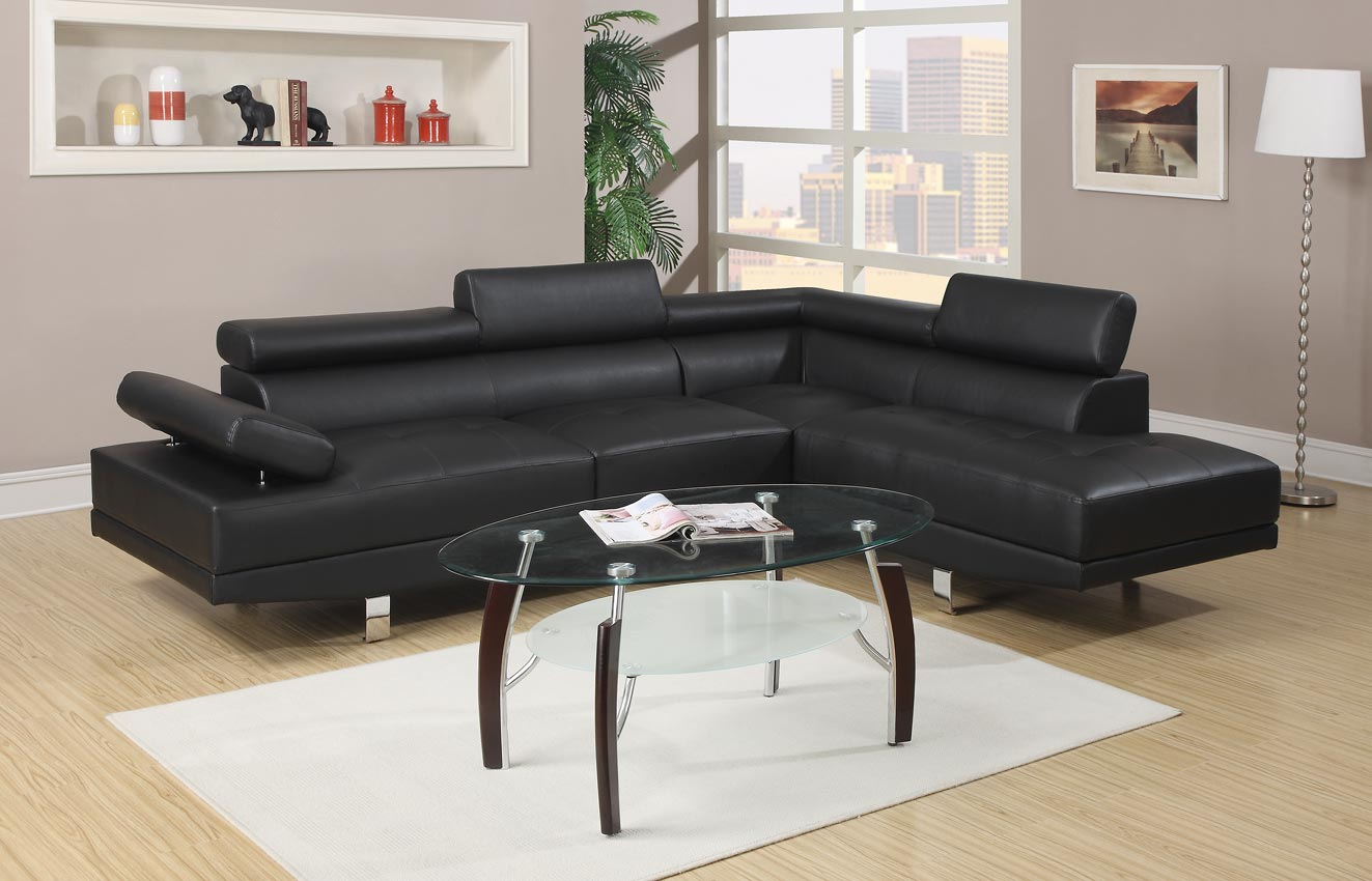 Modern Sectional Sofa Set- color option