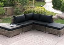 Patio Sofa / Sectionals