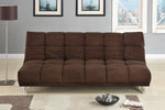 Microfiber Adjustable Sofa- color option