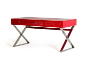 A&X Congress Transitional Crocodile Desk- color option