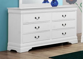 LOUIS PHILLIPE COLLECTION - White Dresser