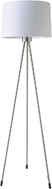 Contemporary Tripod Floor Lamp