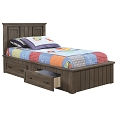 Napoleon Twin Bed Frame
