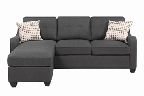 Coaster Furniture Nicolette Sectional (Available after 11/26/20)
