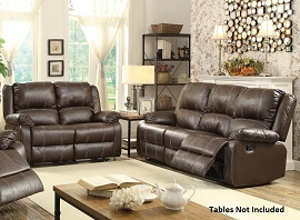 ZURIEL - Motion Sofa Set