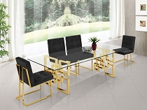 Pierre Collection Dining Table Set