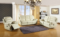 Beige Sofa with love seat and chair options